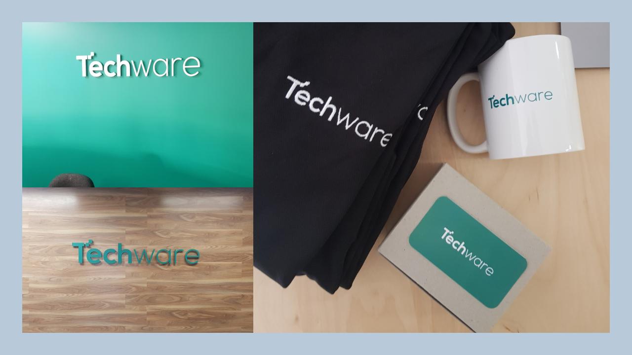 Techware Rebranded