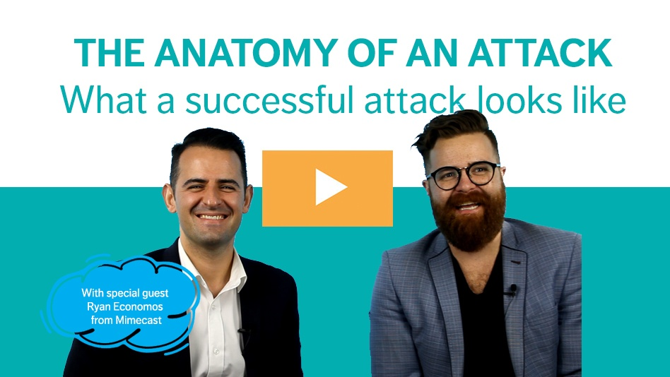 What a successful Network Security Attack looks like – Malware