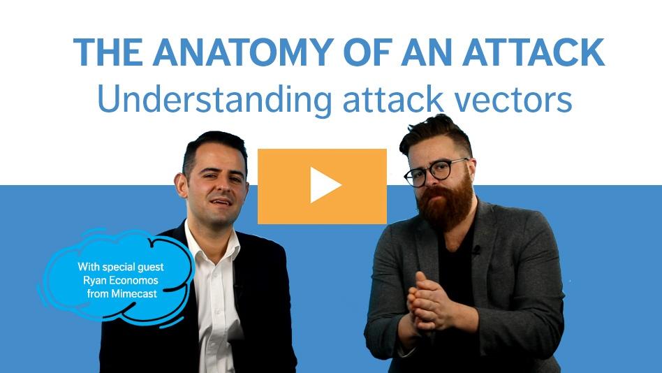 Anatomy of Attack – Attack Vectors